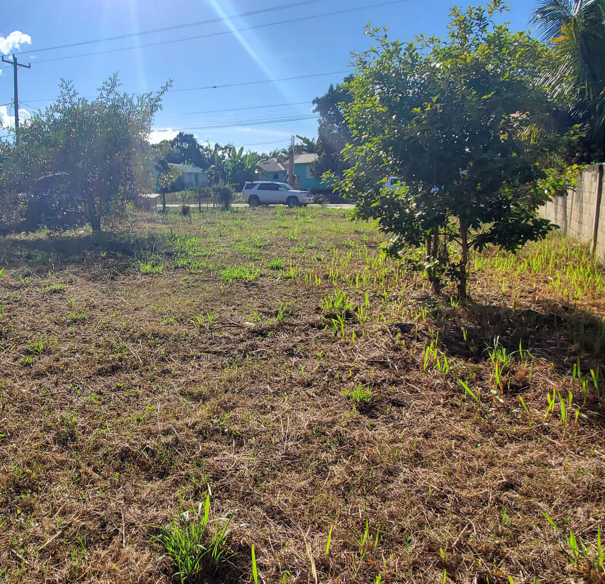 Large Residential Lot for Sale in Belmopan