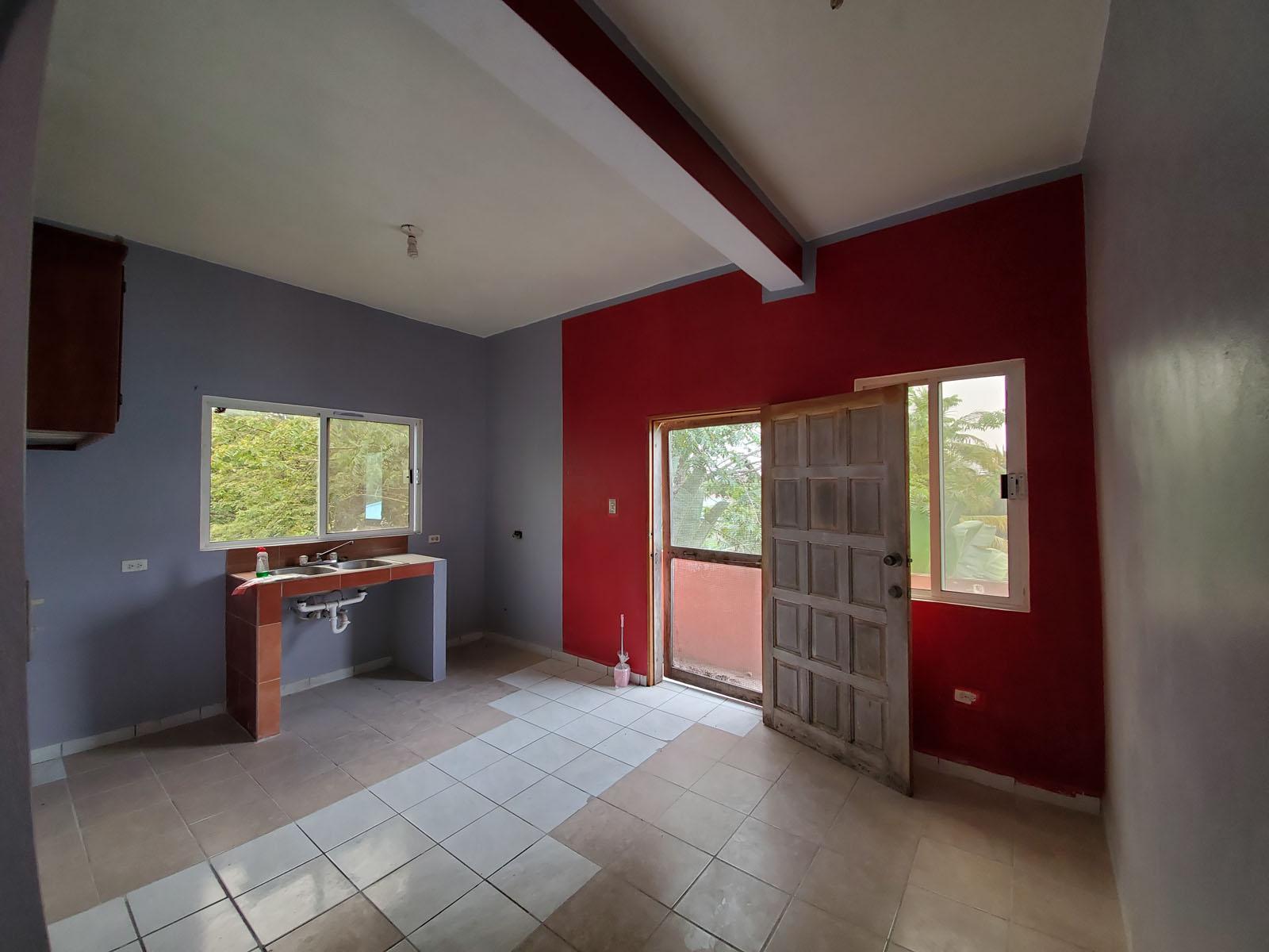 3 Bedroom Upper Flat for Rent in Belmopan