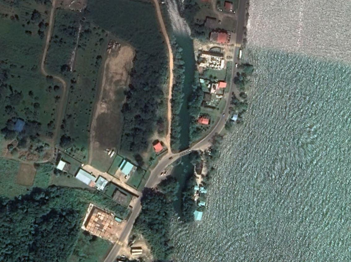 1 Acre Plot of Land on Joe Taylor Creek in Punta Gorda Town