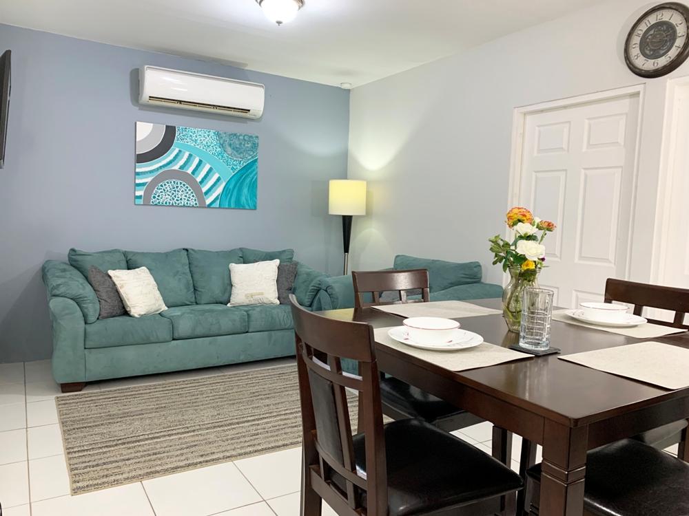 Short Term Rental Apartment in Belize City