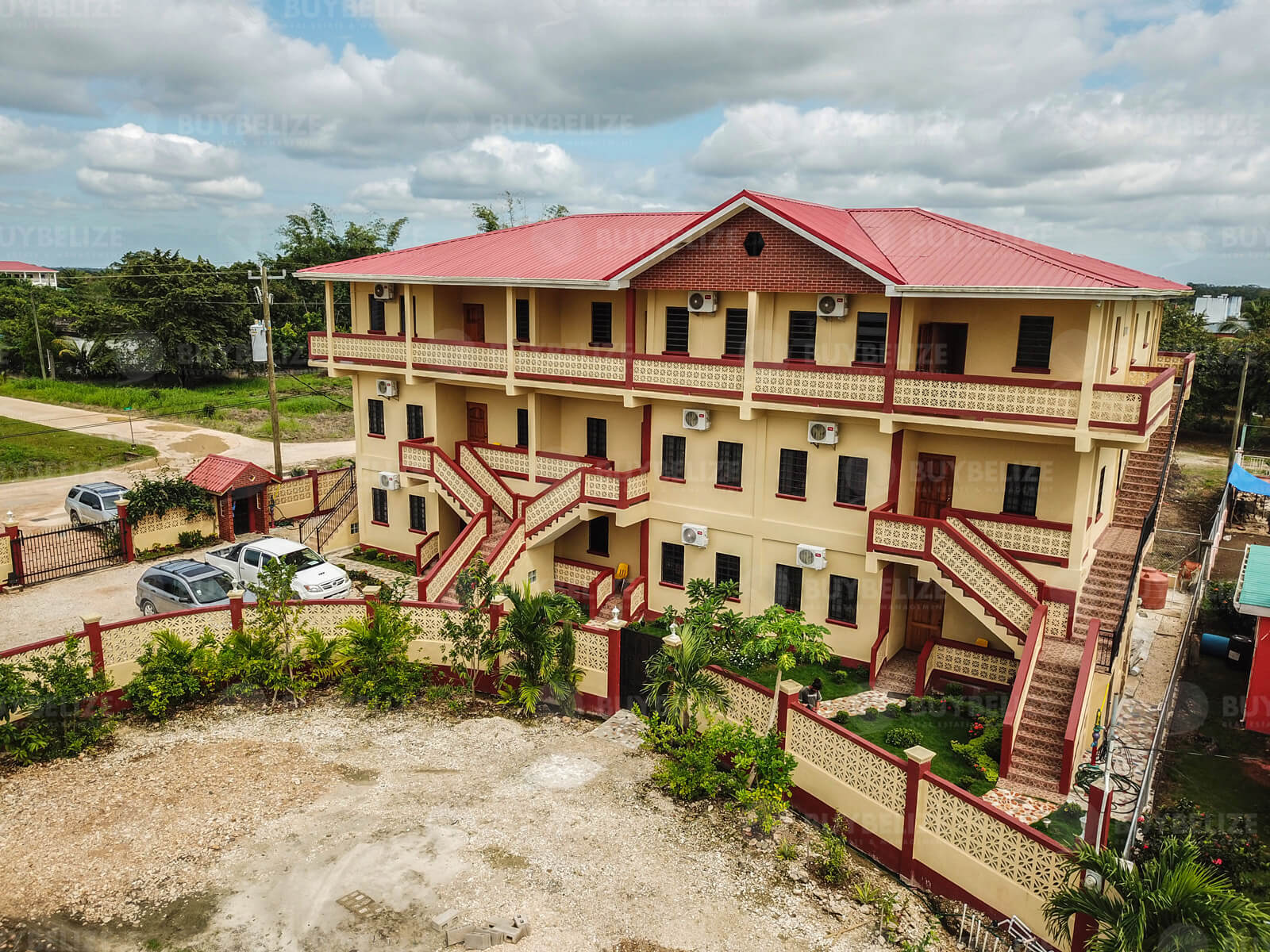 Fully Furnished 2 Bed 2 Bath Apartment for Rent in Belmopan City, Belize