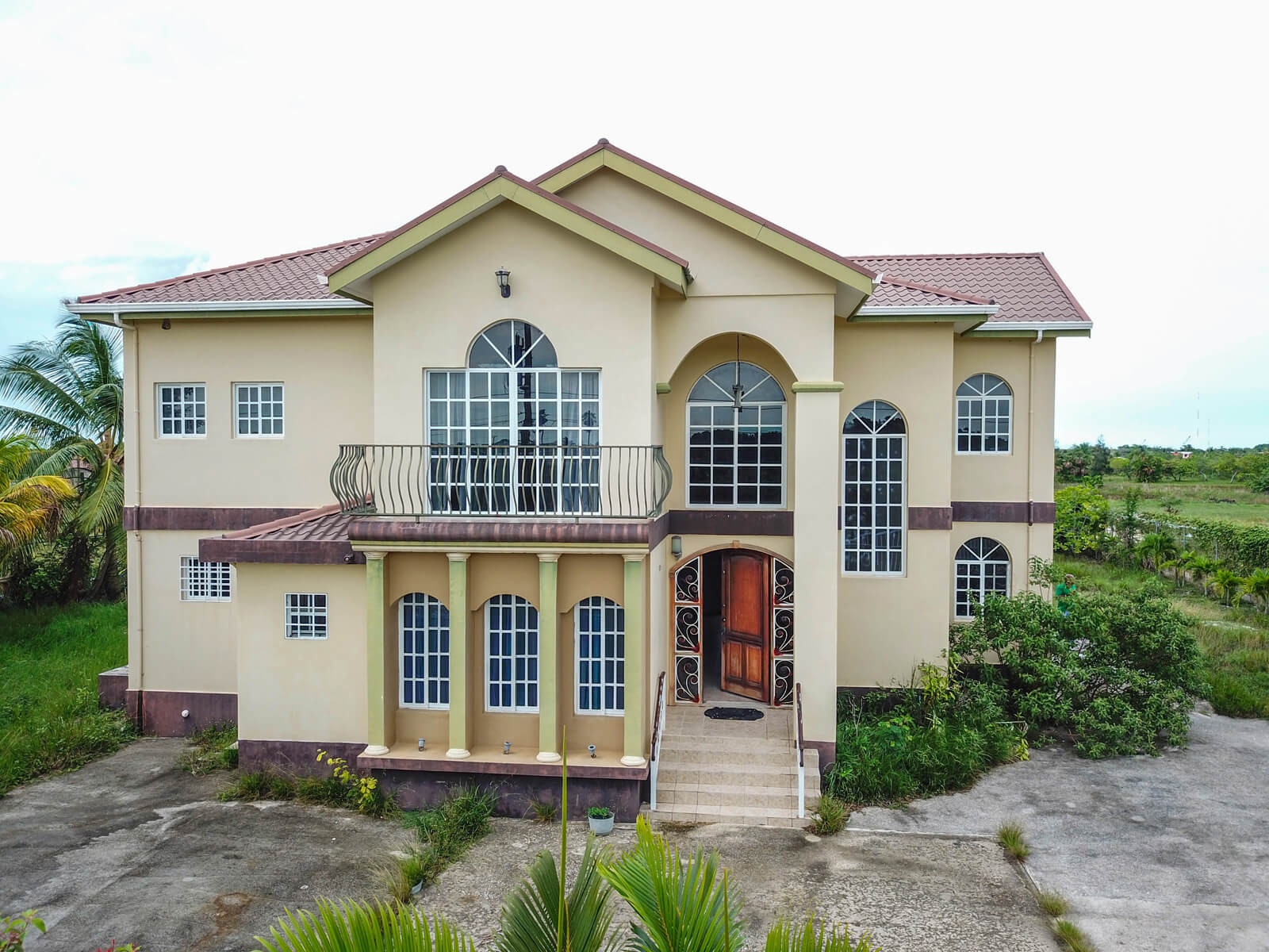 Large House for Sale in Ladyville Belize