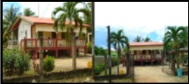 House in Mango Creek Village
