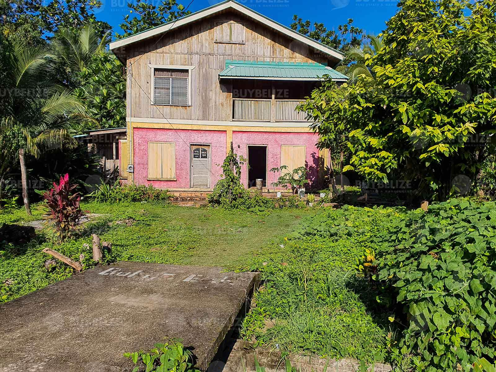 Two Story House for Sale in Punta Gorda Town, Toledo, Belize