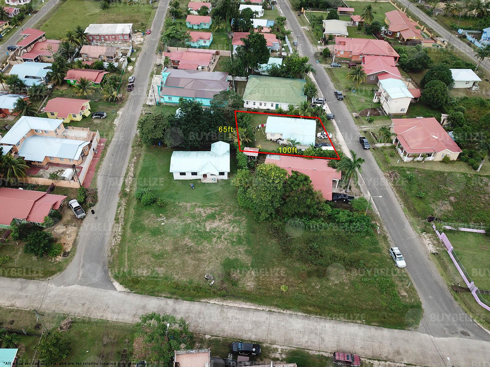 3 Bed 1 Bath House for Sale in Belmopan City Belize