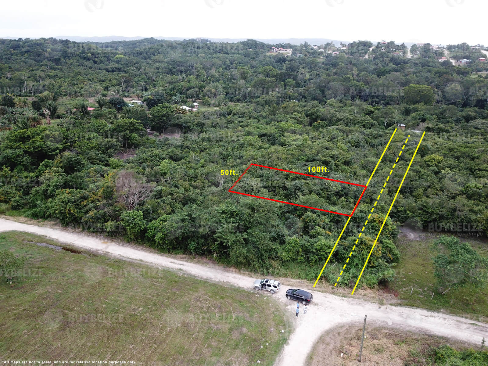 Land for Sale in San Ignacio Town Cayo Belize