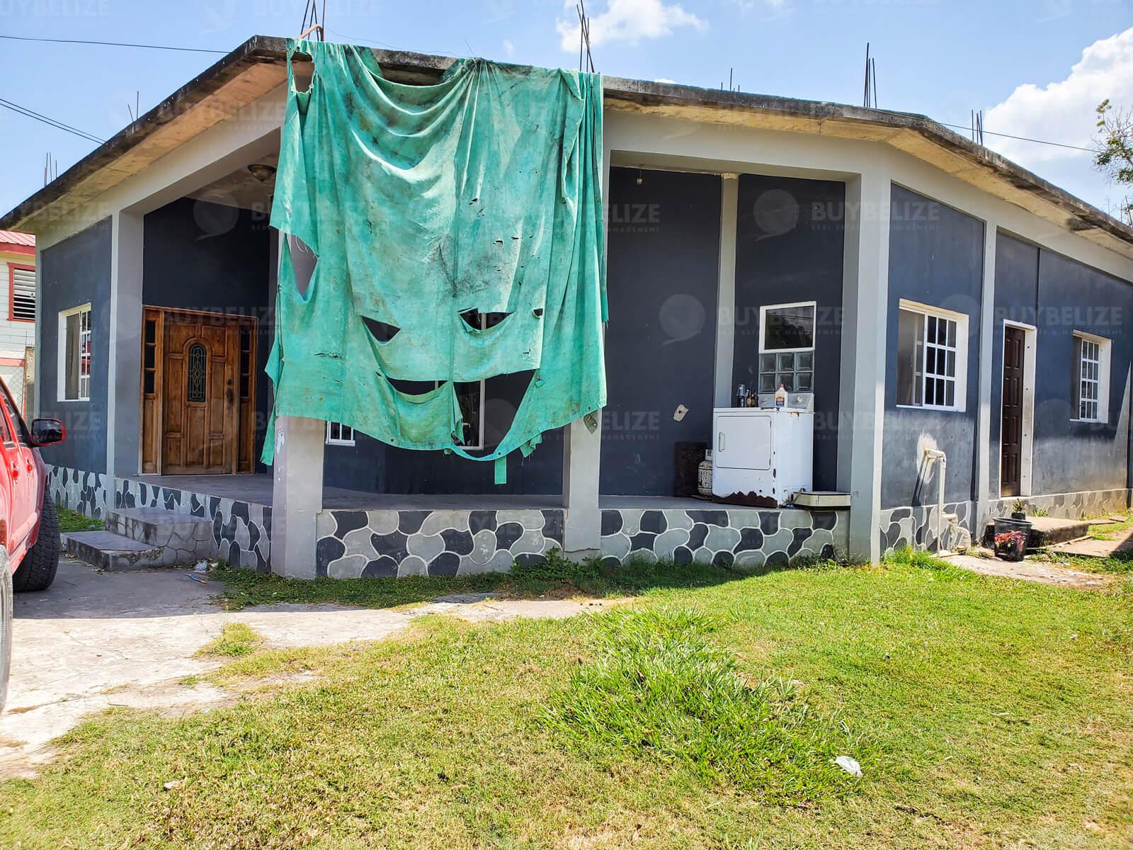 House for Sale in Orange Walk Town Belize
