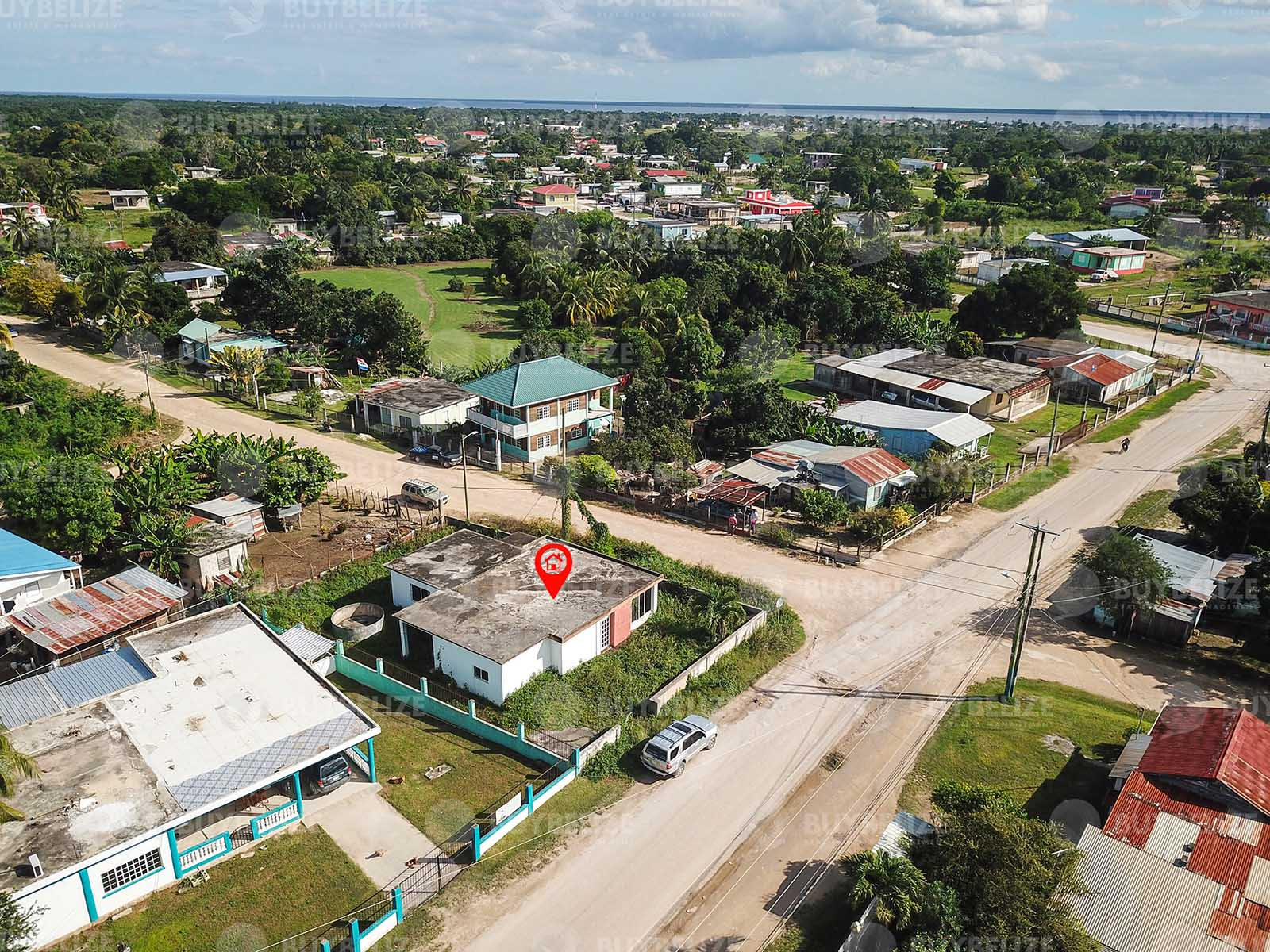 House for Sale in Corozal District Belize