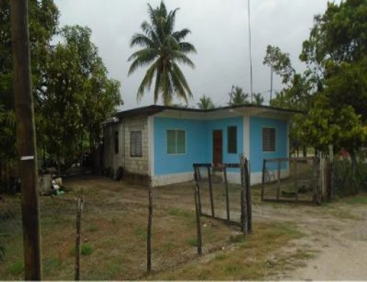 4 Bed House for Sale in Progresso Corozal Belize