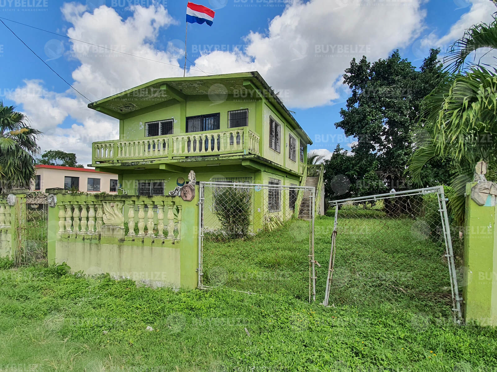 2-storey house for sale in Ranchito Corozal, Belize