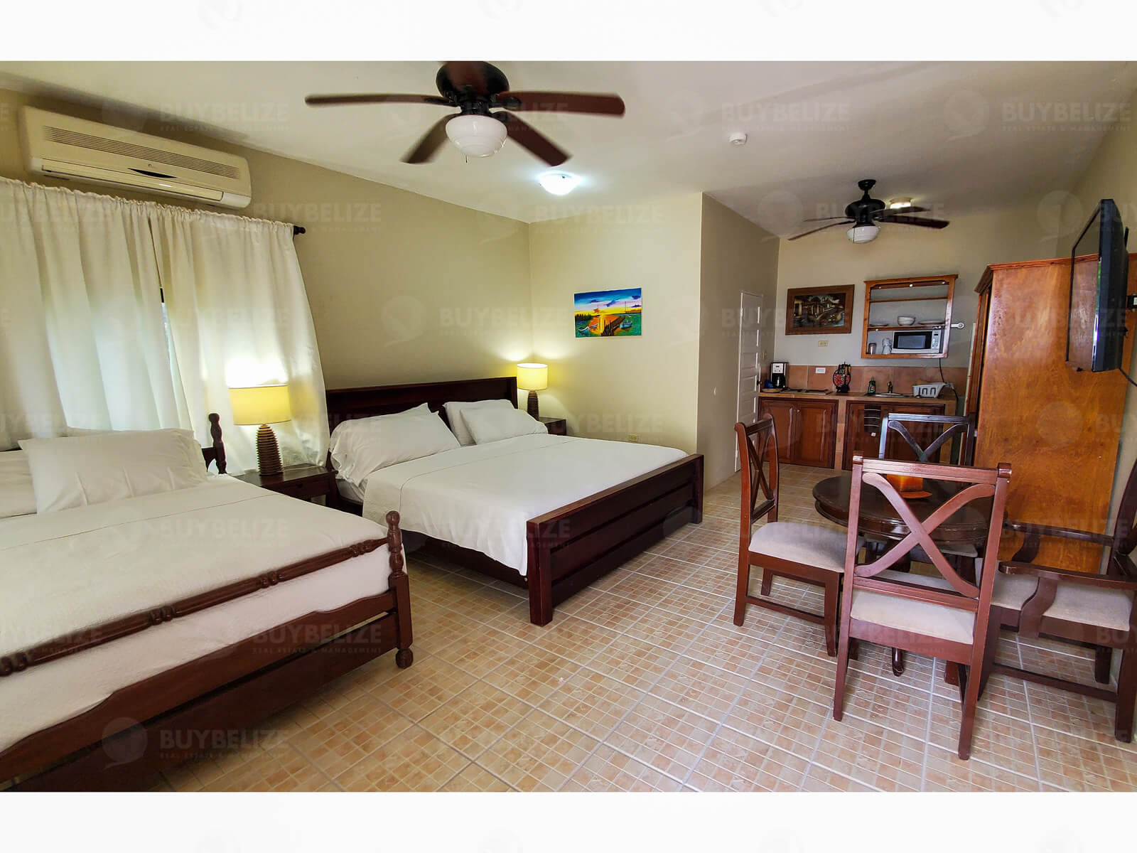 Beautiful Beachfront Hotel on Caye Caulker Island for Sale